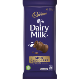 Photo of Cadbury Dairy Milk 200g 200g