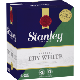 Photo of Stanley Classic Dry White