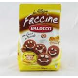Photo of Balocco Faccine Biscuits 350g
