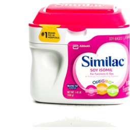 Photo of Similac Soy Infant Formula With Iron Isomil
