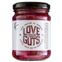 Photo of Love Your Guts Beetroot And Ginger Sauerkraut 250g