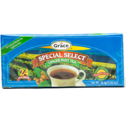 Photo of Grace Special Select Ginger Mint Tea