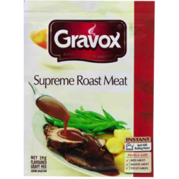 Photo of Gravox Supreme Roast Meat 29gm