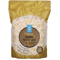 Photo of Chantal Organic Jumbo Oats 1kg