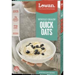 Photo of Lowan Quick Oats 1kg