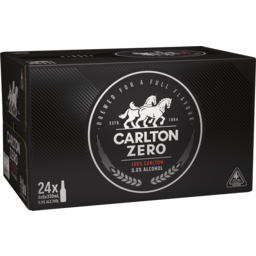 Photo of Carlton Zero Stubbies