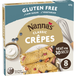 Photo of Nannas French Style Crepe 400gm