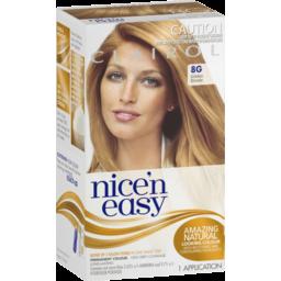 Photo of Nice 'N Easy Clairol Nice'n Easy 8g Golden Blonde