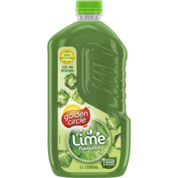 Photo of Golden Circle Lime Cordial 2l