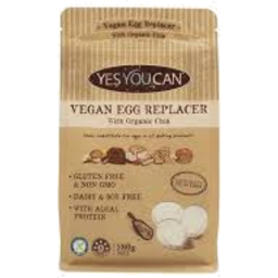 Photo of Yes Gluten Free Egg Replacer 180gm
