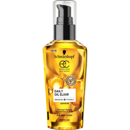 Photo of Schwarzkopf Extra Care Daily Oil Elixir Hair Repair For All Hair Types 100ml