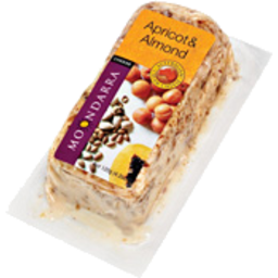 Photo of Moondarra Cheese Apricot & Almond 120g
