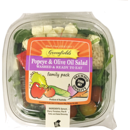 Photo of Green Fields Popeye O/Oil Salad 250g