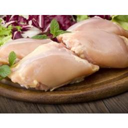 Photo of Bostocks NZ Organic Free Range Chicken Thighs Skinless Boneless