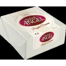 Photo of St Angel Cheese Triple Creme Rw