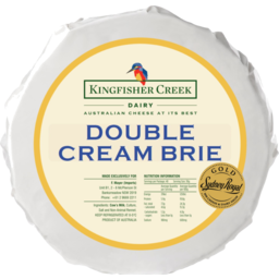 Photo of Kingfisher Double Brie