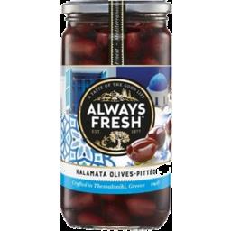 Photo of Always Fresh Pitted Kalamata Olives 425g