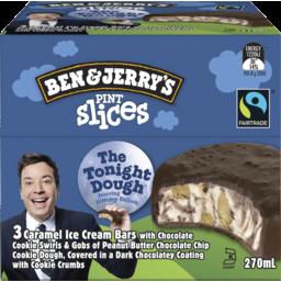 Photo of Ben & Jerry`S Ice Cream Tonight Dough Slice 270 Ml