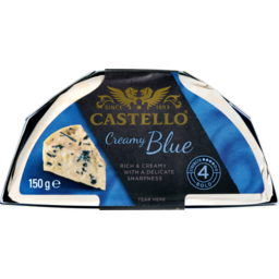 Photo of Castello Cheese Creamy Blue 150g