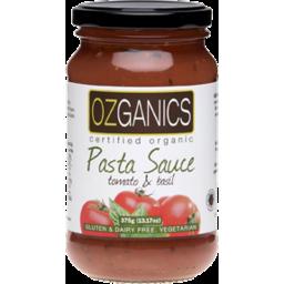 Photo of Ozganics Tomato Basil Pasta Sa 500gm
