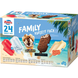 Photo of Peters Family Variety Pack 24pk