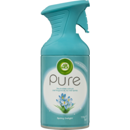 Photo of Air Wick Pure Air Freshener Spray Spring Delight 159g