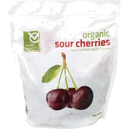 Photo of Viking Organic - Frozen - Sour Cherries - 400g
