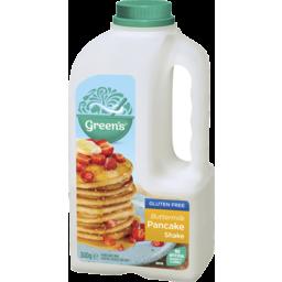 Photo of Green's Gluten Free Pancake Shake Buttermilk 300g