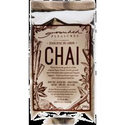 Photo of G/P Seven Spice Chai Drnk Choc 200gm