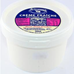 Photo of Cultured Cream (Sour Cream) 500ml