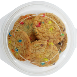 Photo of M&Ms Cookies 6 Pack 265g