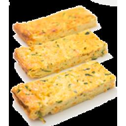 Photo of Made Here Zucchini Slice Ea
