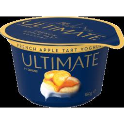 Photo of Danone Ultimate French Apple Tart Yoghurt 160g