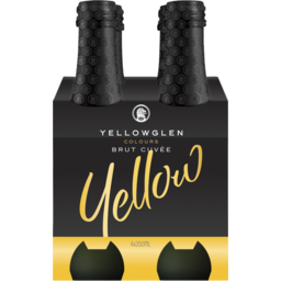 Photo of Yellowglen Yellow Pink Everyday Sparkling 4x200ml