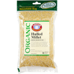 Photo of Lotus - Millet Hulled - 500g