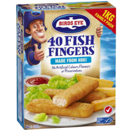Photo of Birds Eye Fish Fingers 1kg