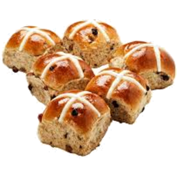 Photo of Hot Cross Buns 6 Pack