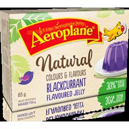 Photo of Aeroplane Jelly Reduced Sugar Blackcurant 85g (85g)