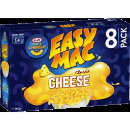 Photo of Kraft® Easy Mac® Classic Cheese Pasta 560g