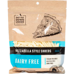 Photo of Dairy-Free Down Under Mozarella Style Shreds (Dairy Free)