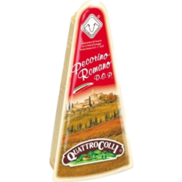 Photo of Quattro Colli Pecorino Romano 200g