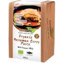 Photo of Lumlum - Organic Massaman Curry Paste - 100g