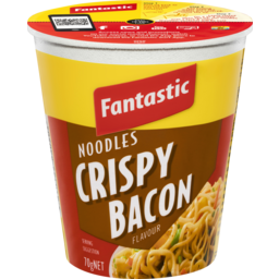 Photo of Fantastic Cup Noodle Crispy Bacon 70g