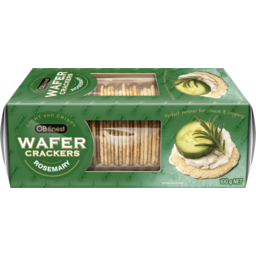 Photo of Ob Finest Rosemary Wafers 100g