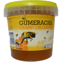 Photo of Gumeracha Honey Orange Blossom 1kg