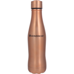Photo of Wonderchef ActiBot Stainless Steel Water Bottle 900 ml (Cooper Finish)