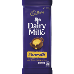 Photo of Cadbury Dairy Milk Caramello 200gm