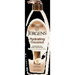 Photo of Jergens Dry Skin Moisturizer Hydrating Coconut