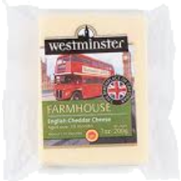 Photo of Wensleydale Cheese Farmhouse Cheddar 200g