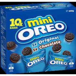 Photo of Mini Oreo Variety Pack 230g